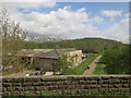 SK2170 : Former  Hassop  Station  on  the  Monsal  Trail by Martin Dawes