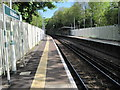 TQ3261 : Riddlesdown railway station, Greater London by Nigel Thompson