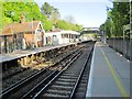 TQ3556 : Woldingham railway station, Surrey by Nigel Thompson