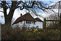TQ6617 : Cinder Hill Farmhouse by N Chadwick