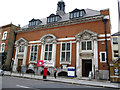 TQ2476 : Fulham Library, Fulham Road by Dr Neil Clifton