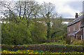 SD6029 : The aqueduct seen from Spring Lane by Ian Greig