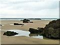 SW5741 : Rocks off Peter's Point : Week 20
