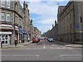 NJ9407 : Looking down Urquhart Street, Aberdeen by Bill Harrison