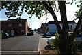 SU6100 : Queens Road (5) by Barry Shimmon