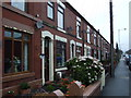 SD9208 : Terraced housing, Shaw Road, Royton by JThomas