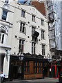 TQ3080 : The Lyceum Tavern, The Strand, WC2 by Mike Quinn