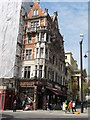 TQ3080 : The Wellington, The Strand / Wellington Street, WC2 by Mike Quinn