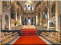 TR1557 : Quire, Canterbury Cathedral by David Dixon