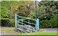 J0254 : Park gate, Portadown by Albert Bridge