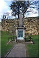 TQ5846 : Boer War Memorial by N Chadwick