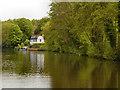 TQ7557 : River Medway, Allington by David Dixon