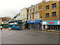 TQ7555 : Maidstone High Street by David Dixon