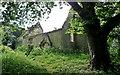 TL1587 : Derelict Church by Kim Fyson