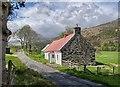 NN5634 : The Moirlanich Longhouse near Killin : Week 21