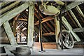 SP0981 : Sarehole Mill - Grain store by Ashley Dace