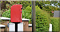 J0956 : Letter box, Tullyherron, Lurgan by Albert Bridge