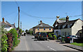 TL6343 : Castle Camps High Street in May by John Sutton