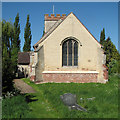 TL6244 : Shudy Camps: St Mary - from the east by John Sutton