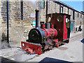 "SE2734 : Steam Locomotive ""Jack"" at Armley Mills by David Dixon"