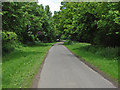 SU8773 : Weller's lane by Alan Hunt