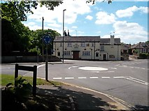 SK3837 : The Wilmot Arms in Chaddesden by Jonathan Clitheroe