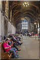 TQ3079 : Westminster Hall, London SW1 by Christine Matthews