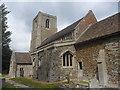 TL2174 : Great Stukeley, St Bartholomew by Ben