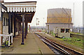TM2933 : Closed station, Felixstowe Beach 1988 by Ben Brooksbank