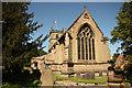 SK6347 : St.Swithun's church by Richard Croft