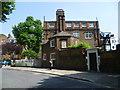 TQ3382 : Rochelle Street School by Marathon