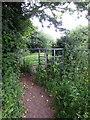 TL0938 : Greensand Ridge Walk by Philip Jeffrey