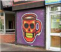 J3372 : Decorated shutter door, Belfast : Week 26