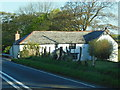SX2086 : The A395 at Cold Northcott by Ian S