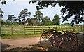 SU3999 : Draycott Moor Farm House by Des Blenkinsopp