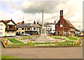 TM4656 : War Memorial and Moot Hall, Aldeburgh by Adrian S Pye