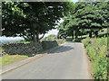 SE0936 : Coplowe Lane - viewed from Crack Lane by Betty Longbottom