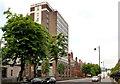 J3372 : Former libraries, Queen's University, Belfast (2013-3) by Albert Bridge