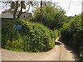 SX4061 : Lane to Carkeel by Derek Harper