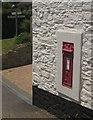 SX4061 : Postbox, Botusfleming by Derek Harper