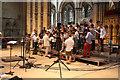 SK9771 : Trinity College Choir : Week 28