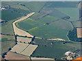 SP8716 : Fields near Puttenham by M J Richardson