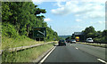 SU8589 : A404 southbound nearing A4155 turn for Marlow by Robin Stott