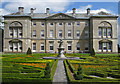 SE9364 : Sledmere House and parterre by Pauline E