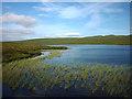 NC5528 : Loch Bad an Loch, Ben Klibreck by Karl and Ali