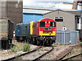 ST2075 : Heritage locomotives at Celsa : Week 31