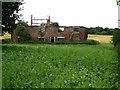 SJ5577 : Derelict building near Parkside Farm by Maggie Cox