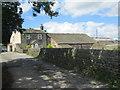 SE1643 : Derry Hill Farm - Derry Hill by Betty Longbottom