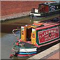 SP4540 : Narrowboats at Banbury : Week 31