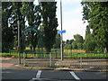 SP0894 : Greenspace in suburbia-Kingstanding, Birmingham by Martin Richard Phelan